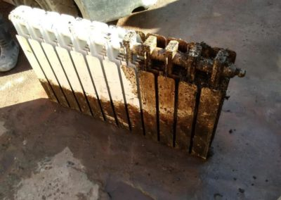 Radiator - Before
