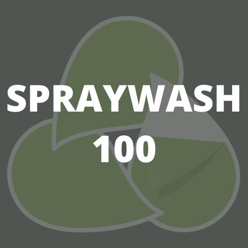 SPRAYWASH 100