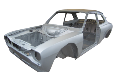 A MK 1 Escort shell we have been working on