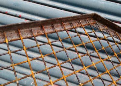 metal grille 4